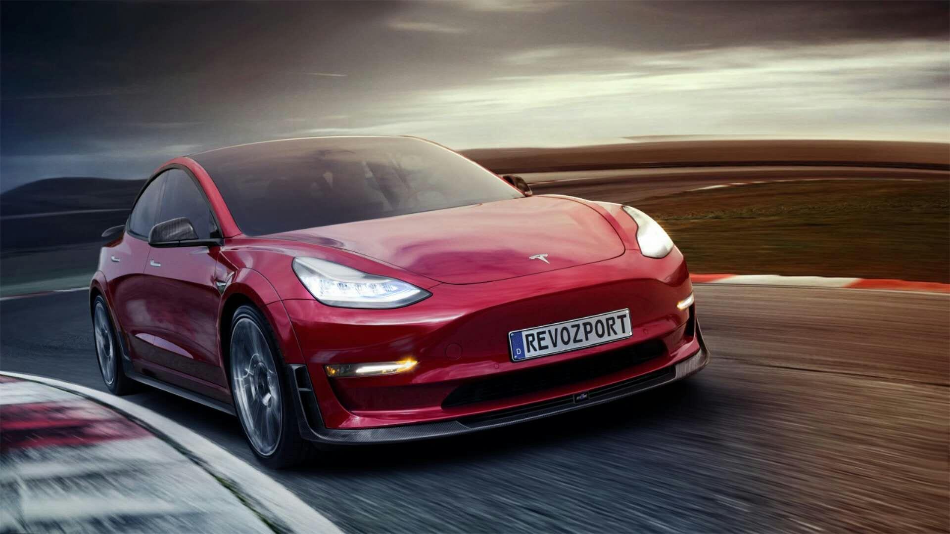 Tesla – RevoZport